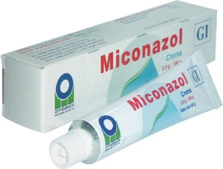 Medicamentos antifúngicos tópicos